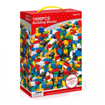 1000 Bricks In Colour Box