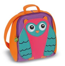 Soft Neoprene Backpack Owl by Oops