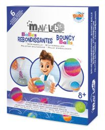 Buki Mini Lab Bouncy Balls