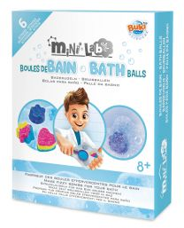 Buki Mini Lab - Bath Balls