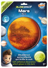 Buki Glow-In-The-Dark Mars