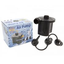 Air Pump with 3 Nozzles Battery Operated (Pool/Pools)