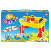 Summer Fun Sand And Water Table