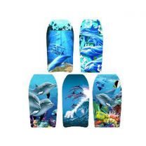"""33"""" Eps Bodyboards 6 Assorted Dolphin Designs"""