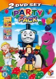 Hit Favourites: Party Pack DVD