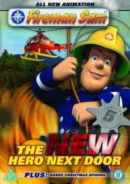 Fireman Sam: The New Hero Next Door DVD