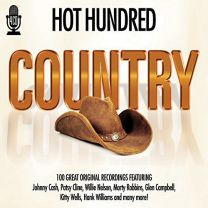 Hot Hundred Songs Country 4 CD Gift Box Set