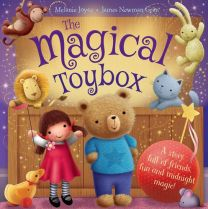 The Magic Toy Box Picture Storybook