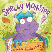 Smelly Monster Picture Storybook