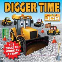 JCB Touch & Feel - A Heavy Load Book