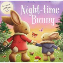 Night-Time Bunny Picture Storybook