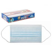 Disposable 3 Ply Face Masks Pack of 20