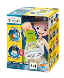 Buki Mini Sciences - Lantern 3 in 1