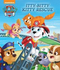 Nickelodeon Paw Patrol Itty-Bitty Kitty Picture Flat Storybook