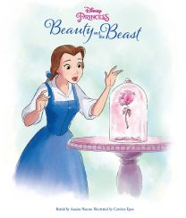Disney Princess Beauty And The Beast Picture Flat Storybook