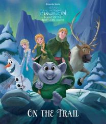 Disney Frozen Northern Lights On Picture Picture Flat Storybook