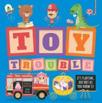 Toy Trouble Picture Storybook