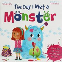 The Day I Met A Monster Picture Storybook