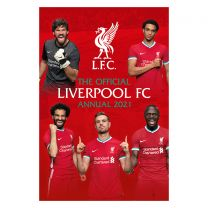 The Official Liverpool FC Annual 2021 Hardcover