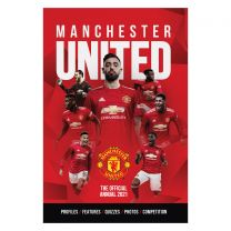 The Official Manchester United Annual 2021 Hardcover