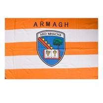 GAA Armagh Official County Crest Large Flag 5 x 3
