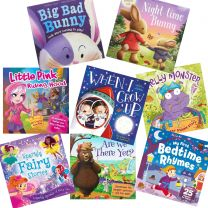 72 Assorted Timeless Picture Books For Home Reading!