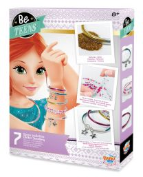 Buki Be Teens - Glitter Jewellery