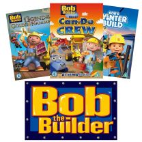 Bob the Builder Animated DVD Bundle
