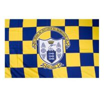 GAA Clare Official County Crest Large Flag 5 x 3