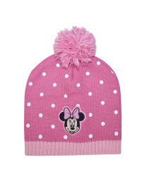 Baby Beanie Pink Minnie Mouse