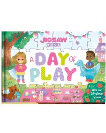 Jigsaw Book: Day of Play