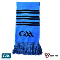 GAA Scór-Mór Scarf Light Blue & Dark Blue