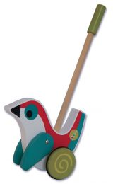 Oops Easy-Walk! Wooden Pushing Toy