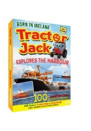 Tractor Jack - Explores The Harbour DVD