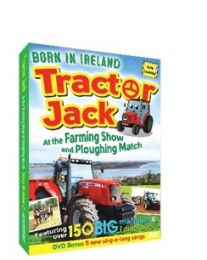 Tractor Jack - At the Farming Show & Ploughing Match DVD (Story 2)