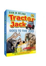 Tractor Jack - Goes To The Zoo DVD