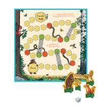 Gruffalo Snakes And Ladders Game