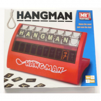 Hangman Game In Colour Box.