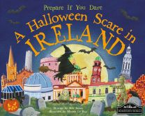 A Halloween Scare In Ireland Localised Book