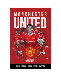 The Official Manchester United Annual 2022 Hardcover