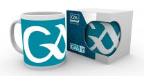 GAA County Crest Gift Box Mug Logo Only