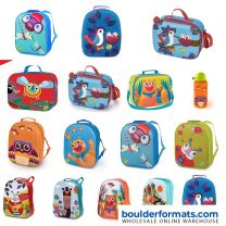 Backpacks & Lunchboxes For Little Ones One The Move