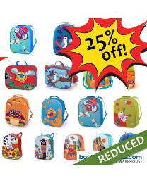 Backpacks & Lunchboxes For Little Ones On The Move