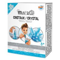 Buki Mini Lab - Crystals Blue