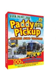 Paddy Pickup - Buses And Trains DVD