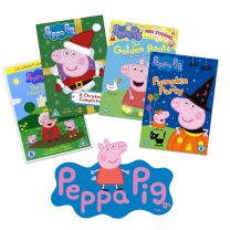 Peppa Pig Animated DVD Bundle