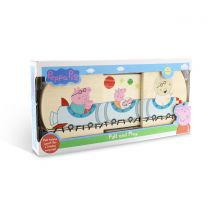 Peppa Pig Pull & Play Double-Sided Wooden Toy