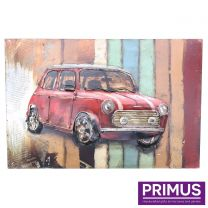 Primus Retro Mini Handcrafted Wall Art