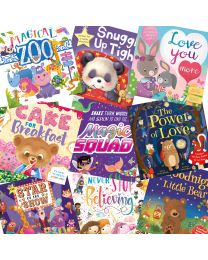 Picture Flat Storybook Bundle 100 assorted