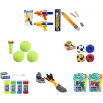 Outdoor Summer Toys Pocket Money Bundle